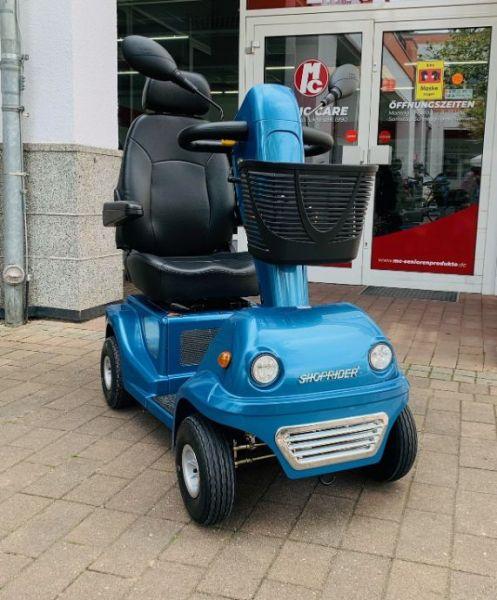 SHOPRIDER Capraia C600 XXL (10 km/h) - Vorführ-Seniorenmobil