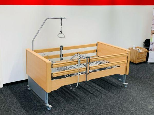BURMEIER Gigant II - Schwerlast-Pflegebett aus der Ausstellung