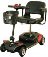 Pride Reisescooter Fun 4 (6 km/h) » Mini - Elektromobil