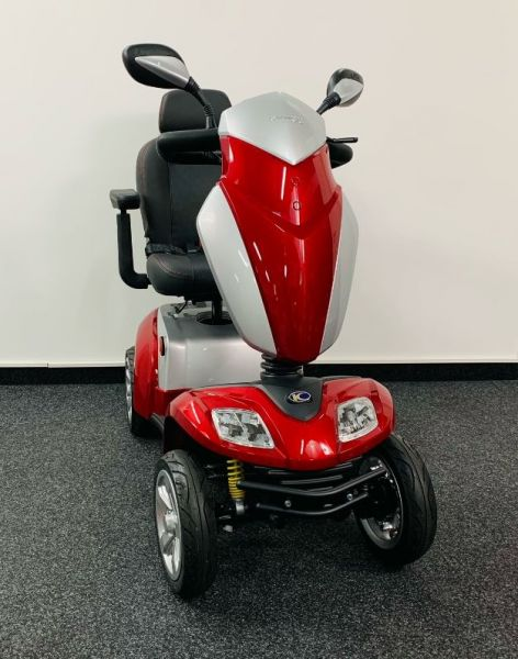 KYMCO Agility (15 km/h) rot Vorführ - Elektromobil