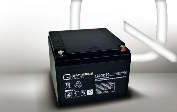 Elektromobil-Batterie – Ersatzakku 12V · 30Ah