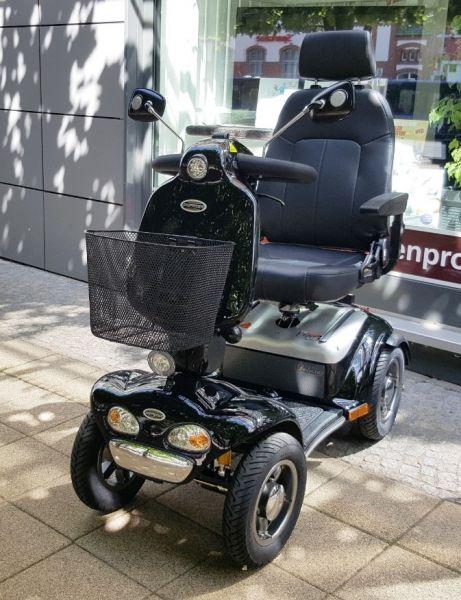 Shoprider Rapid 15 km/h Elektromobil / Seniorenmobil