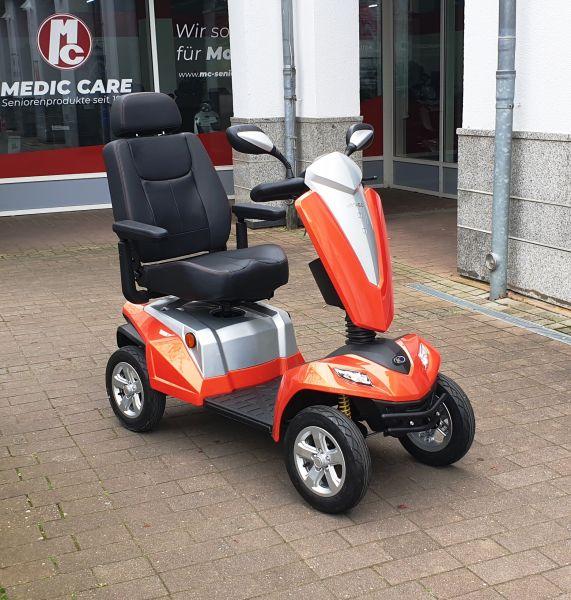 KYMCO Maxer (20 km/h) orange - Gebrauchtes Elektromobil