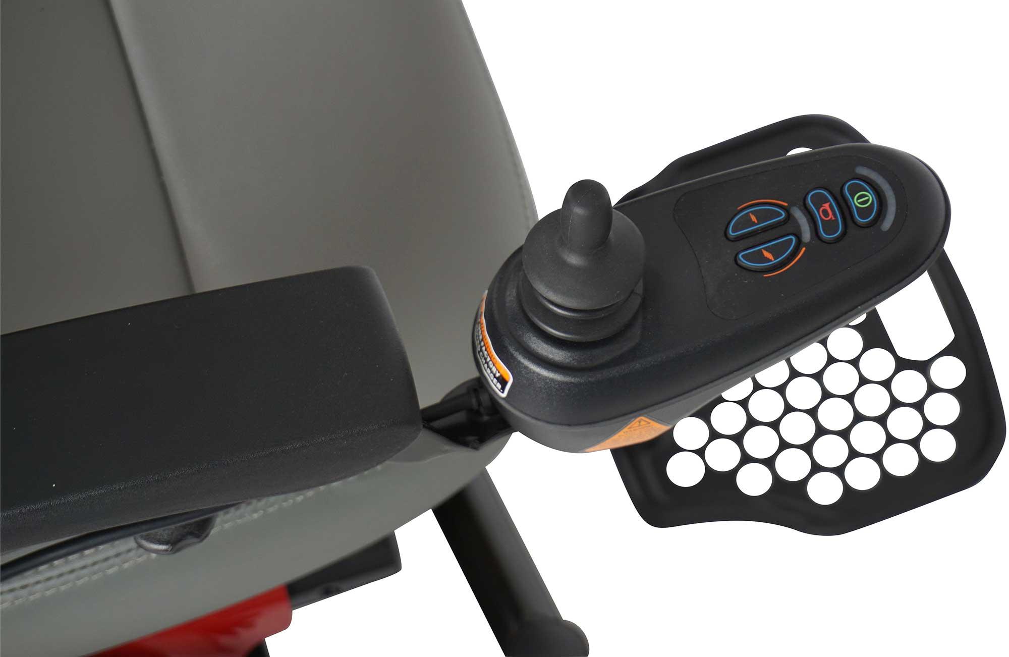 Shoprider Heavy Elektrorollstuhl mit Joystick
