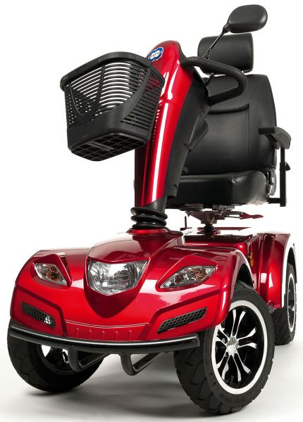 VERMEIREN Carpo 2 Limited Edition (15 km/h) – Elektromobil