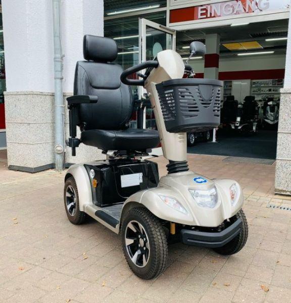 VERMEIREN Carpo 4 (15 km/h) – Gebrauchtes Elektromobil