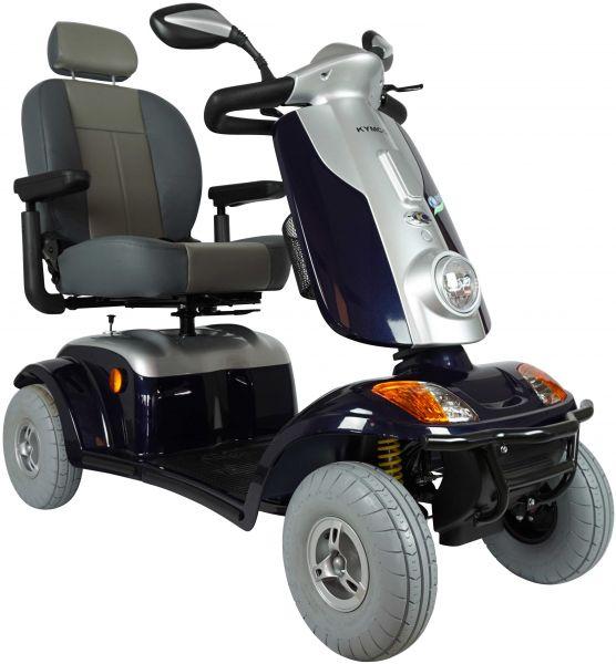 KYMCO McForest (15 km/h) - Seniorenmobil