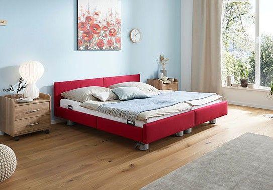 Pflegedoppelbett Regia Partner von BURMEIER