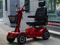 PREMIOMOBIL Saphir (15 km/h) rot - Neuwertiges Vorführ-Elektromobil