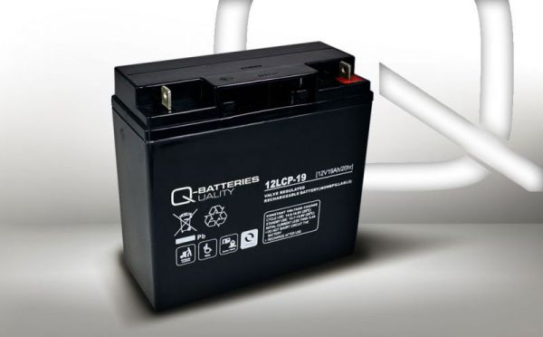 12V · 19Ah Elektromobil-Batterie – Ersatzakku
