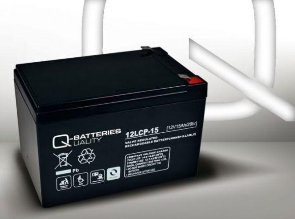 12V · 15Ah Elektromobil-Batterie – Ersatzakku