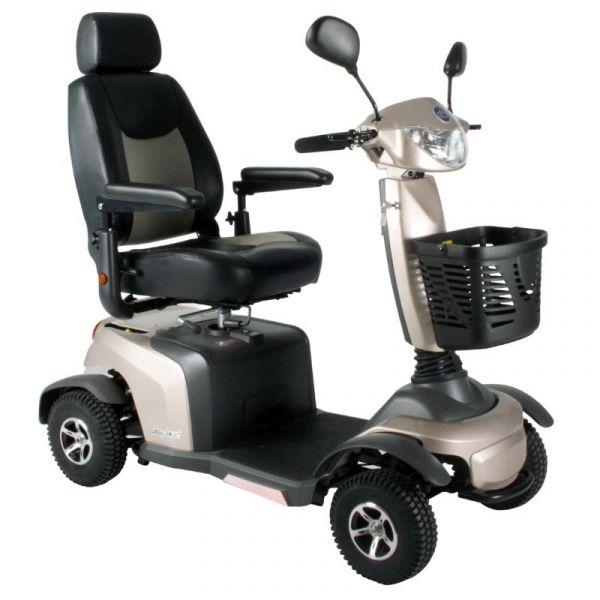 Elektromobil / Seniorenmobil - McIsle 15 km/h in Champagner
