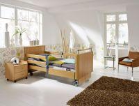 BURMEIER Inovia II - Pflegebett bis max 185 kg Körpergewicht