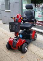 Vorführ- Senioren Scooter Trendmobil Cordis HMV (6 km/h) rot
