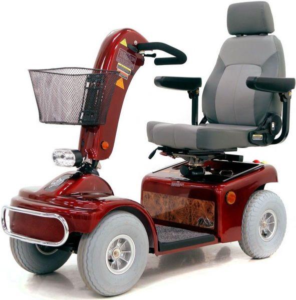 SHOPRIDER Exklusiv (6 km/h) - Elektromobil