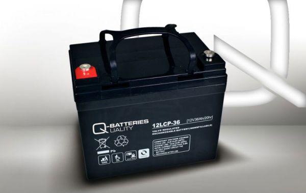 12V · 36Ah Elektromobil-Batterie – Ersatzakku