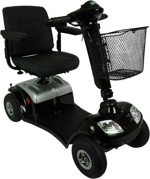 Seniorenmobil KYMCO McSun 6 km/h in schwarz