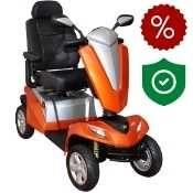 Elektromobil o. Seniorenmobil preiswert kaufen | 6 bis 25 km/h ✓ Ratenzahlung oder Rechnung ✓ neu & gebraucht ✓ 0€ Versand ✓ Tel. Beratung