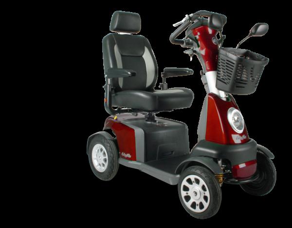 EXCEL Anholt (15 km/h) - Elektromobil