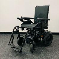 QUICKIE Q200 R (6 km/h) schwarz – Neuwertiger Elektrorollstuhl