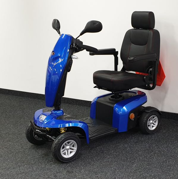 KYMCO Komfy (12 km/h) Senioren Elektro Scooter in blau