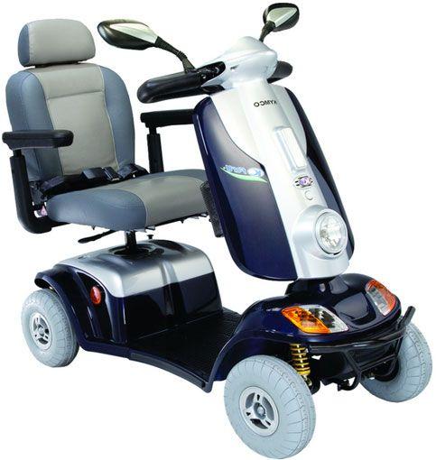 KYMCO McFox (12 km/h) – Seniorenmobil