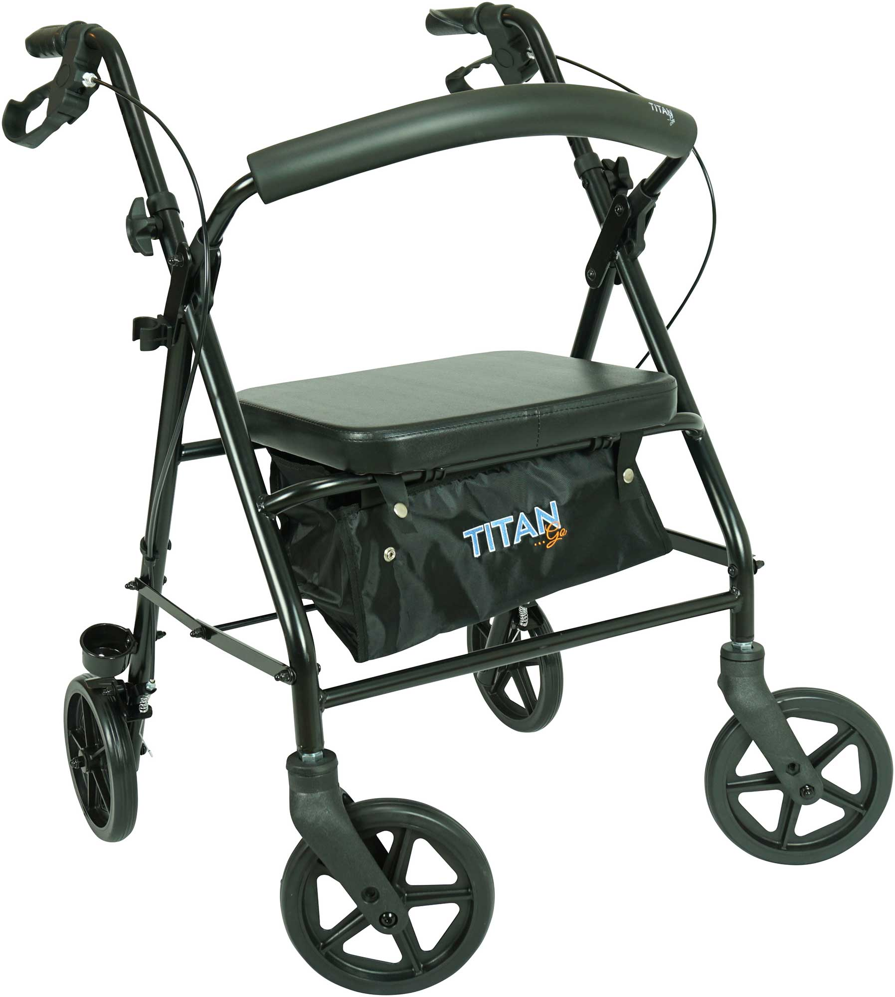 premiomobil titan go rollator mc seniorenprodukte. Black Bedroom Furniture Sets. Home Design Ideas