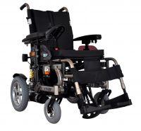 KYMCO McFoldy (6 km/h) - Faltbarer elektrischer Rollstuhl mit Beleuchtung