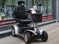 TRENDMOBIL Voyage (15 km/h) silber – Vorführ-Elektromobil