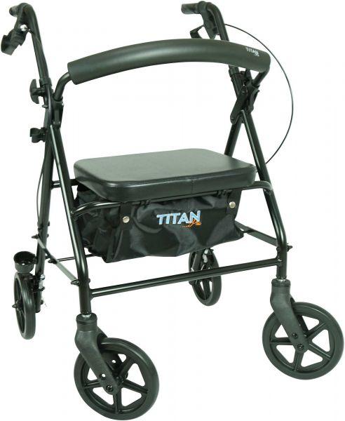 PREMIOMOBIL Titan Pro – Leichtgewichtrollator