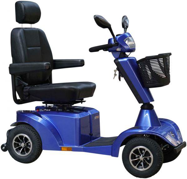 PREMIOMOBIL Saphir (15 km/h) – Elektromobil