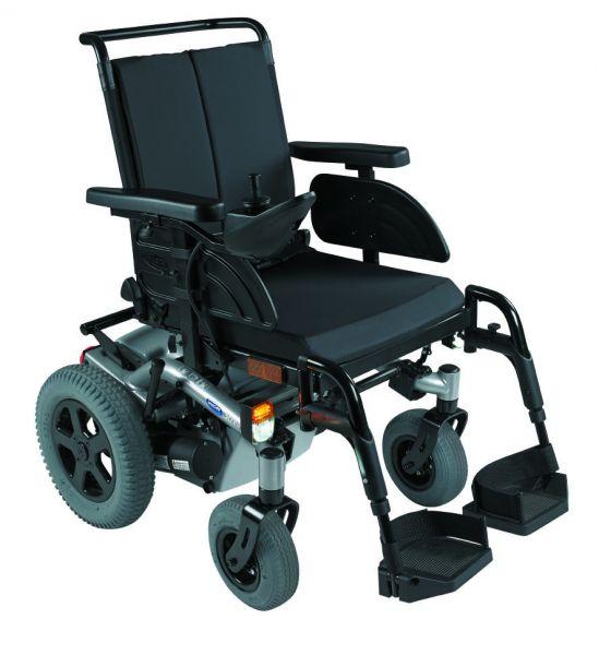 Einsteiger Elektro - Rollstuhl Invacare Stream (6 km/h)