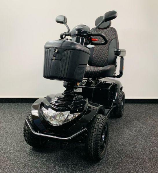 Circu Plus R8 (15 km/h) schwarz - Vorführfahrzeug