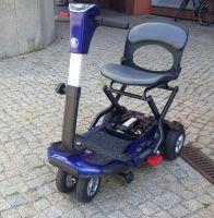 Vermeiren Sedna (6 km/h) - Vorführ-Reisescooter (klappbar)