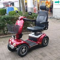 SHOPRIDER TE 889 SLBF Pellworm (15 km/h) rot – Gebrauchtes Elektromobil