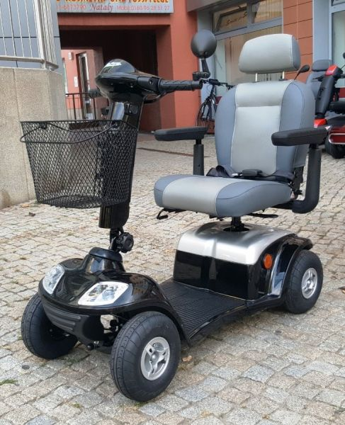KYMCO McSun Super 4(6 km/h) schwarz – Vorführ-Elektromobil