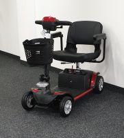 Reisescooter McHoliday (6 km/h) - zerlegbares Reise-Elektromobil