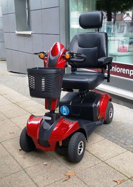 Trendmobil Cordis HMV (6 km/h) rot– neuwertiges Elektromobil