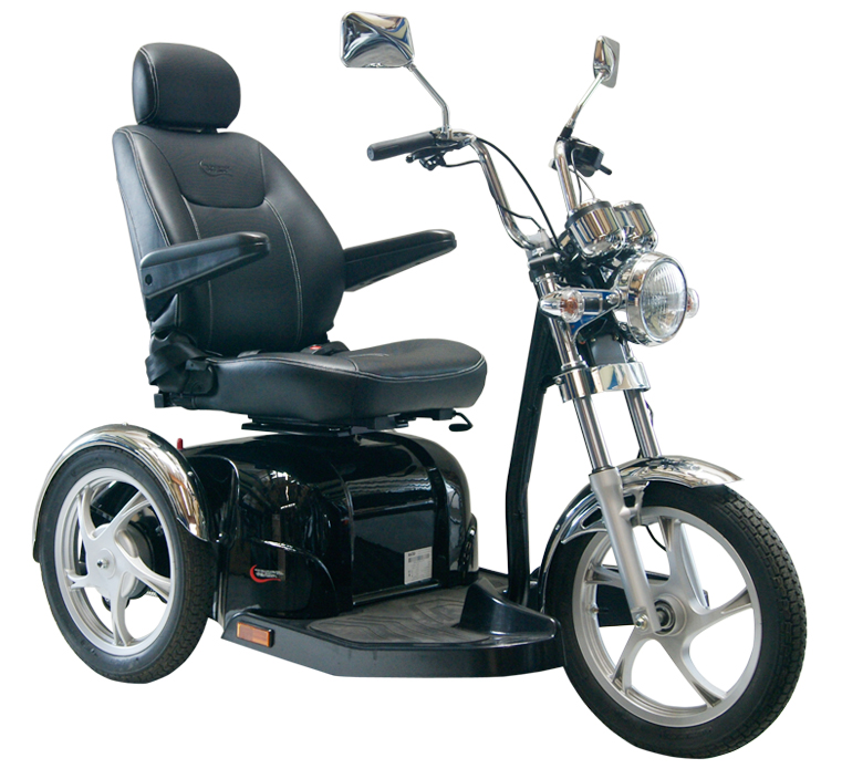 drive pl1303 sport rider chopper elektromobil mc. Black Bedroom Furniture Sets. Home Design Ideas
