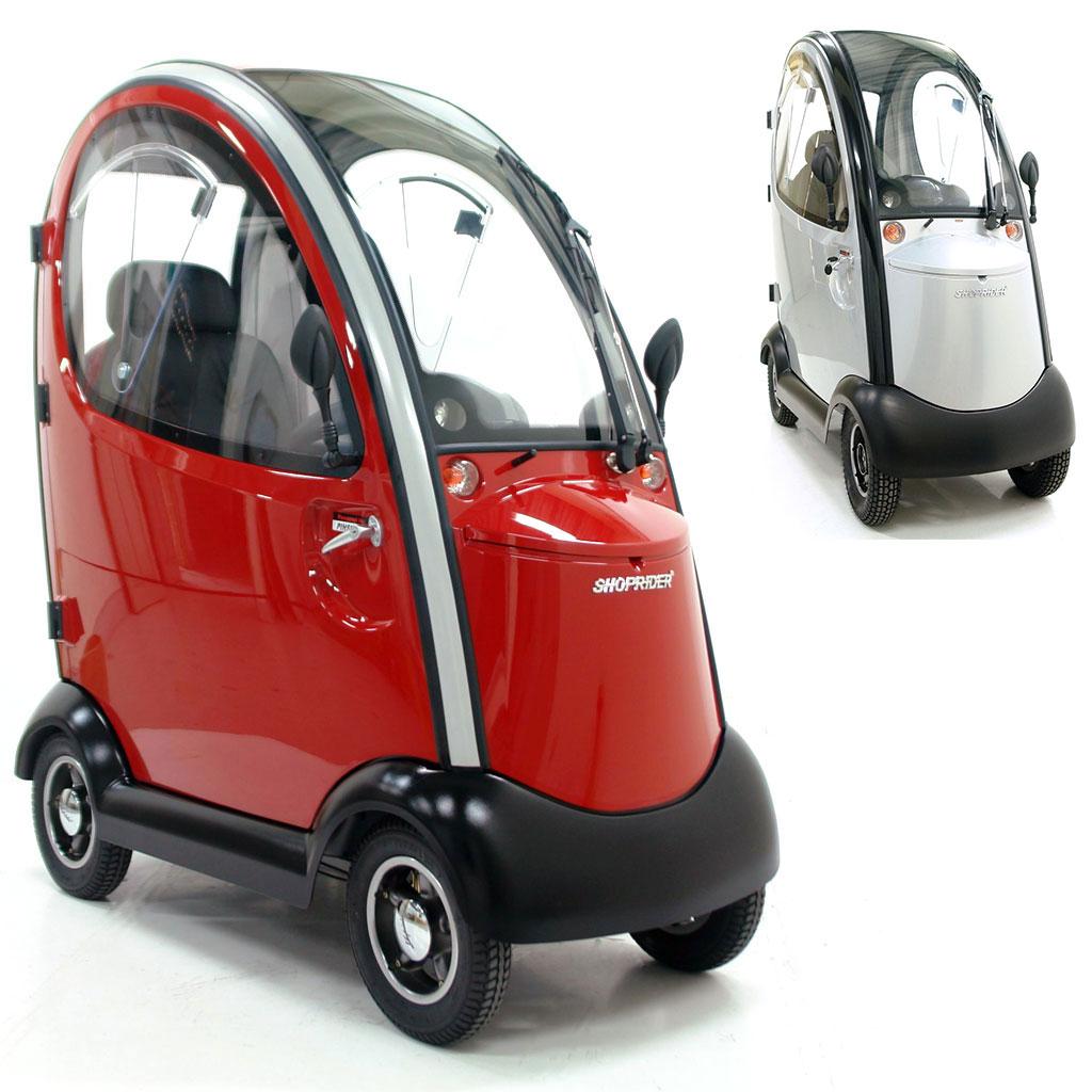 kabinenscooter elektromobile mit geschlossener kabine mc seniorenprodukte. Black Bedroom Furniture Sets. Home Design Ideas