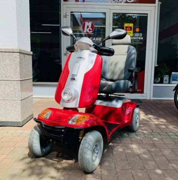 KYMCO McForest (15 km/h) rot - Elektromobil Käuferstorno