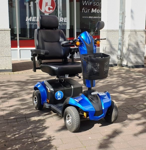 Trendmobil Cordis Sport (10 km/h) blau– neuwertiges Elektromobil