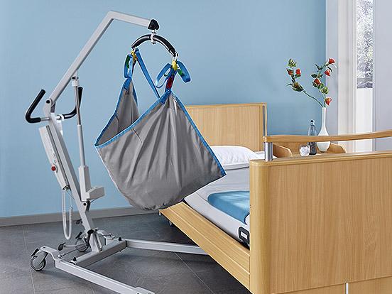 burmeier agile ii patientenlifter mc seniorenprodukte. Black Bedroom Furniture Sets. Home Design Ideas