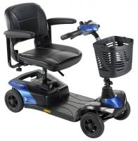 Invacare Colibri (6 km/h) » Reisescooter (zerlegbar) Mini-Elektromobil