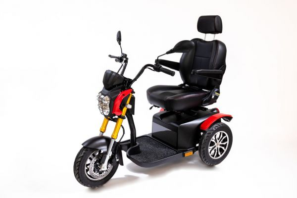 Shoprider Madeira 779 XLS (15 km/h) Dreirad-Elektroscooter